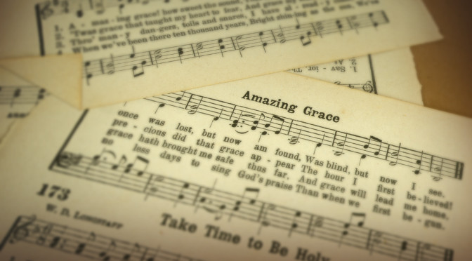 Just As I Am: Singing to God